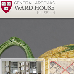 Artemas Ward House Museum